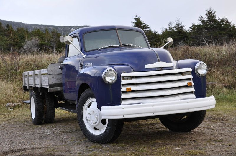 Classic 1950 1960 Chevy Cars 1950 Chevrolet 2 Ton Truck For Sale