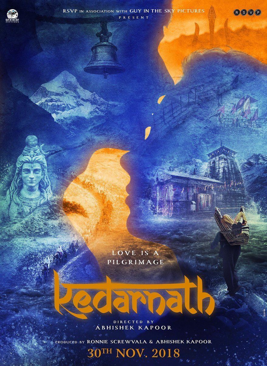 Ronnie Screwvala And Abhishek Kapoor Announced The New Release Date Of Kedarnath Full Movies Full Movies Online Free Streaming Movies Free