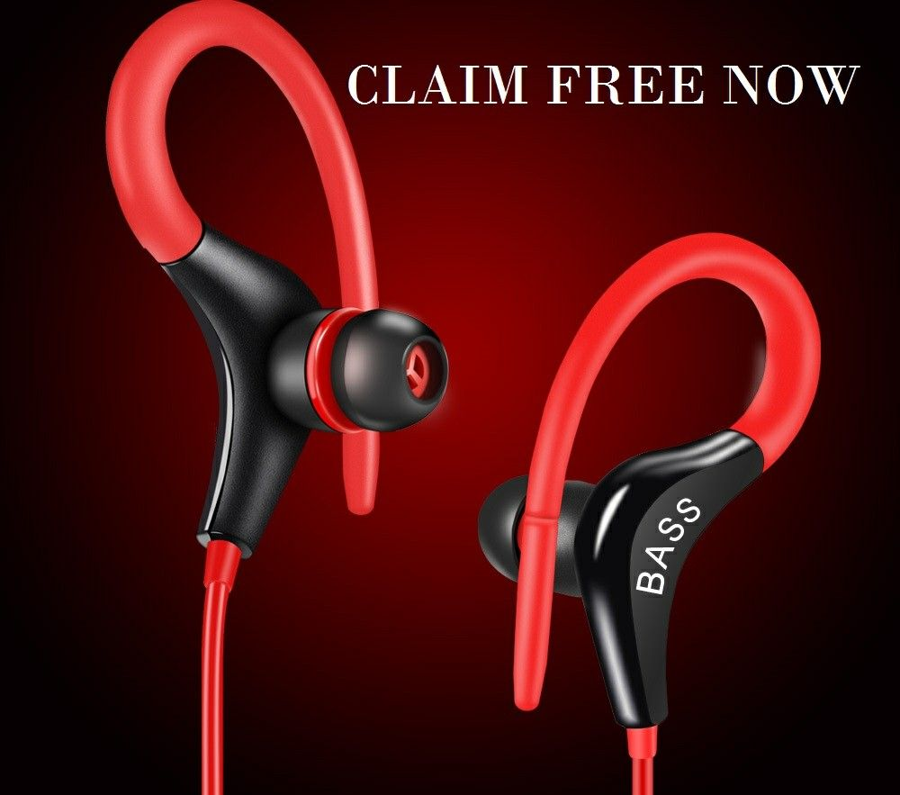 Get the ST3 Headphone for free now.. in 2020 Running