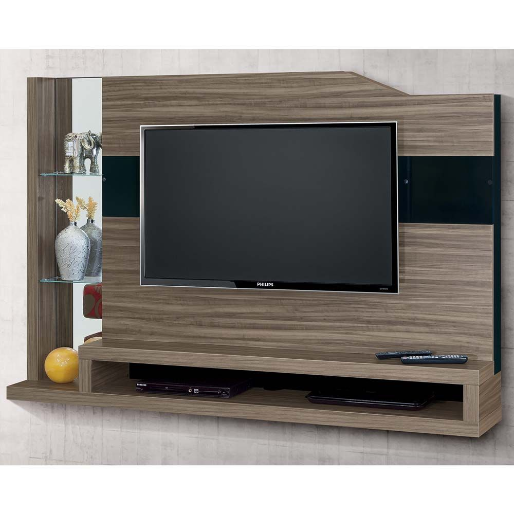 Painel Edn Decore Para Tv At 50 Tv Cabinet Design Tvs And  # Muebles Fiasini