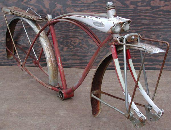 Lux Low Cruiser Frame Shop Vintage Amp Antique Rat Rod Ballooner Bicycle Vintage Bikes Retro Bicycle