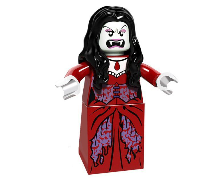 freddy Horror Movie minifigures **LEGO compatible** brand new and sealed scream