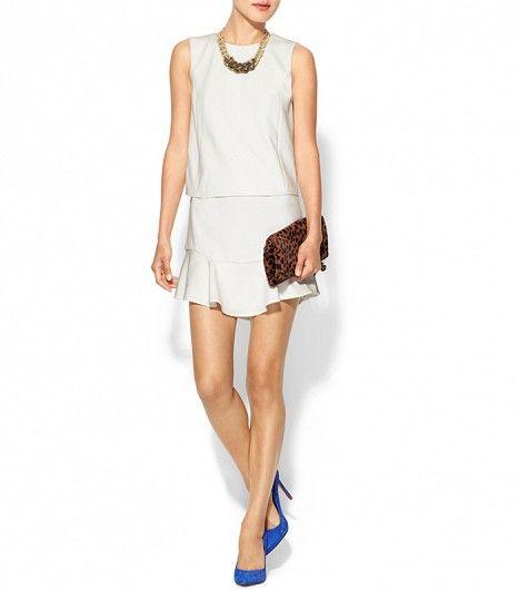 BCBGMAXAZRIA Vivian Sleeveless Dress