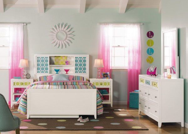 Slaapkamer meiden interieur ideeen meisjes slaapkamer ideeen