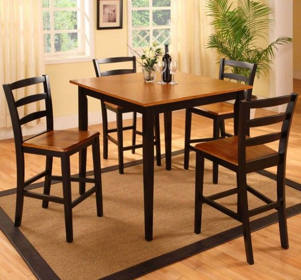 Choosing Dining Tables For Small Spaces Dining Room Small Kitchen Table Settings Dining Room Design