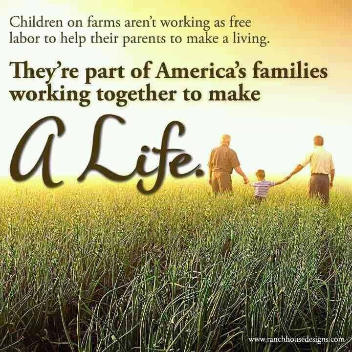 Farm Life Quotes Amusing Farming Is A Way Of Life And Its Passed On To And Thru