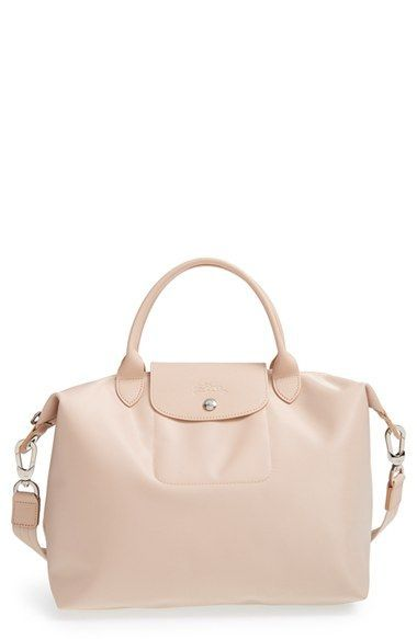 Longchamp  Le Pliage Neo - Medium  Tote available at  Nordstrom- in  Bilberry though 85b1b14d81e0e