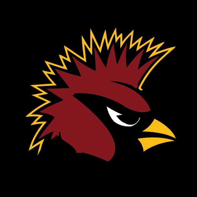 Arizona Cardinals Heavy Metal Logos Cardinals Football Arizona Cardinals Cardinals