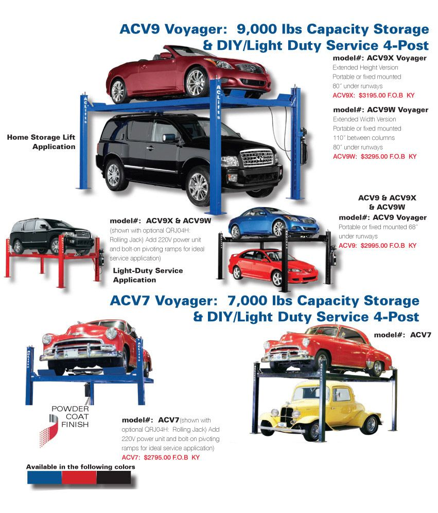Car Lift And Garage Door Car Lift Elevator For Your Car 3000 My Next Home Garage