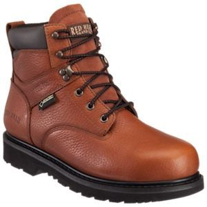 6d8ac0a9946 RedHead Sparta Steel Toe Work Boots for Men - Brown - 10.5 W ...