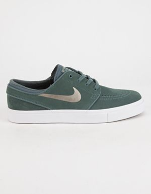 420f6daa35644 NIKE SB Zoom Stefan Janoski Womens Shoes Green