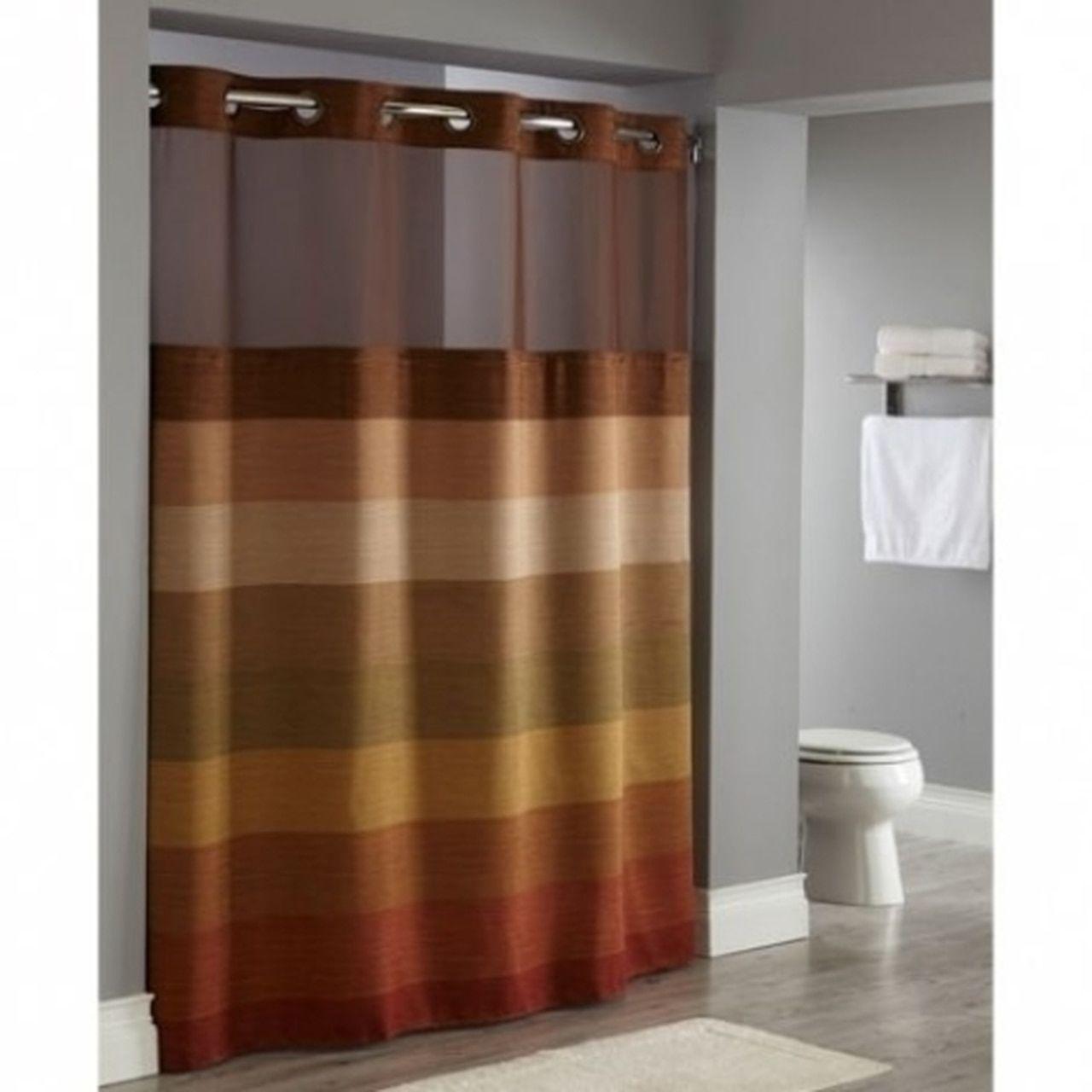Stratus Window Hookless Shower Curtain In 2020 Hookless Shower