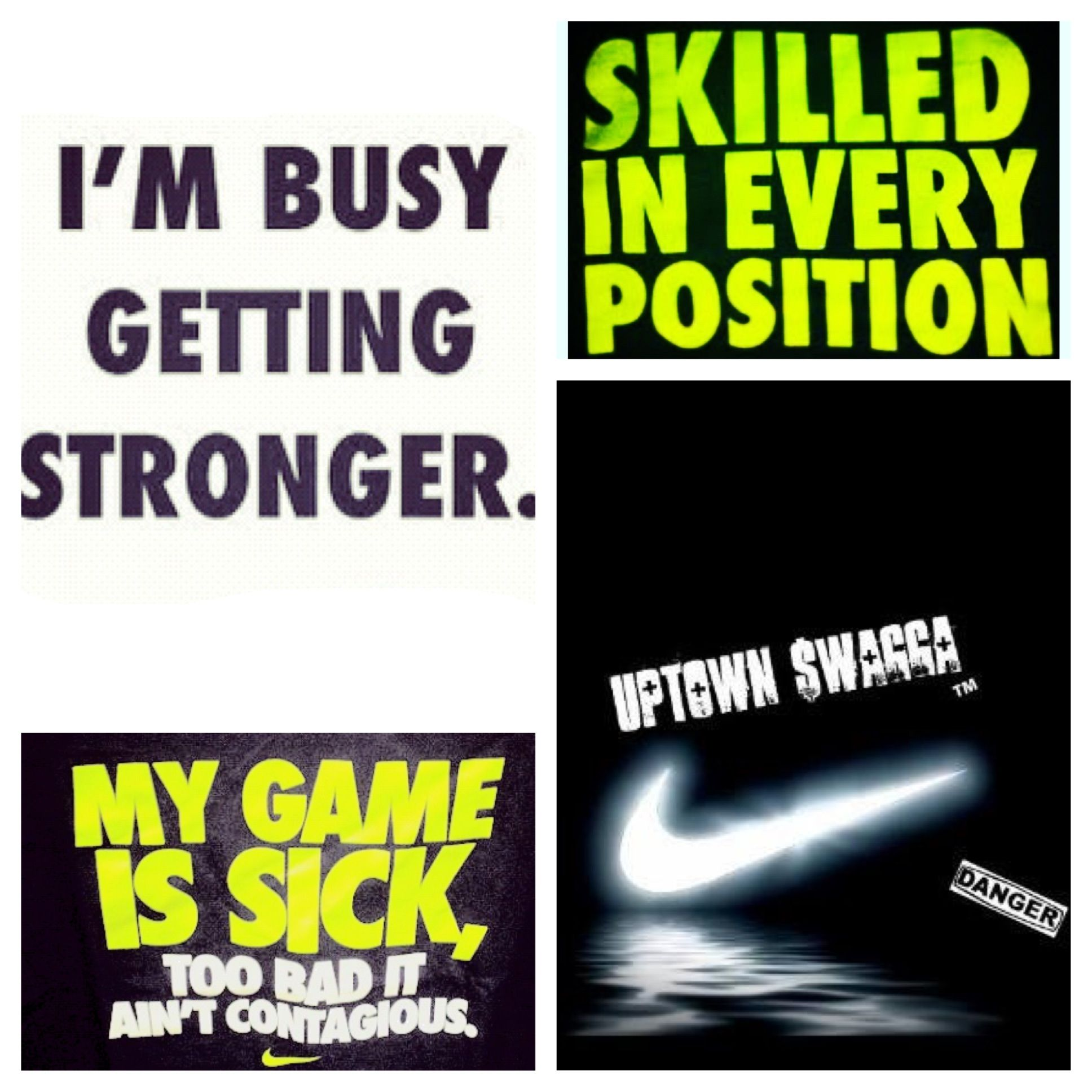 Some awesome Nike quotes