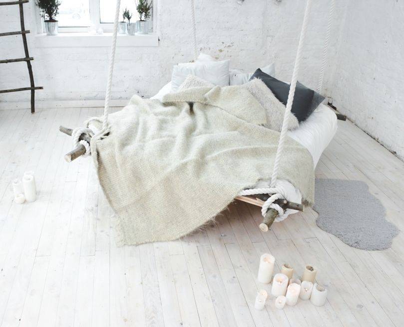 Blanket or rug can be washed in a washing machine at