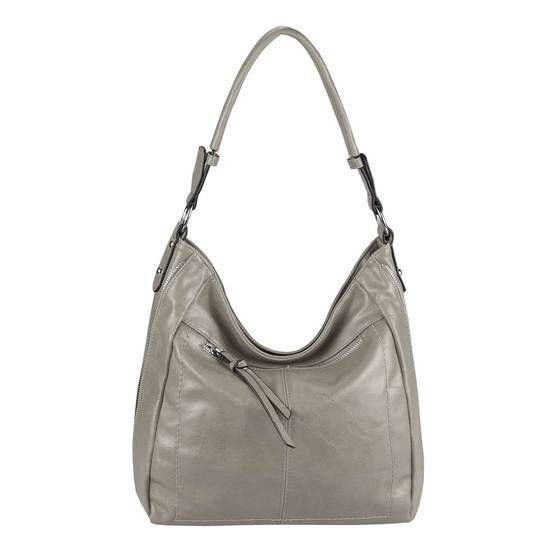 OBC Damen Tasche Shopper Tote Bag Handtasche Umhängetasche Schultertasche Beuteltasche Leder