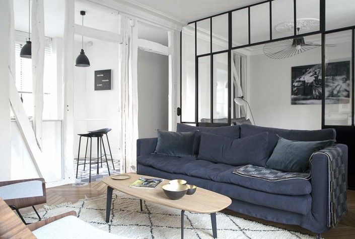 Appartement Parisien 6eme Appartement Appartement Parisien Haussmannien