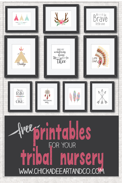 photograph regarding Free Printable Nursery Art called Pin through Chickadee Artwork and Business enterprise Cost-free Printables Nursery