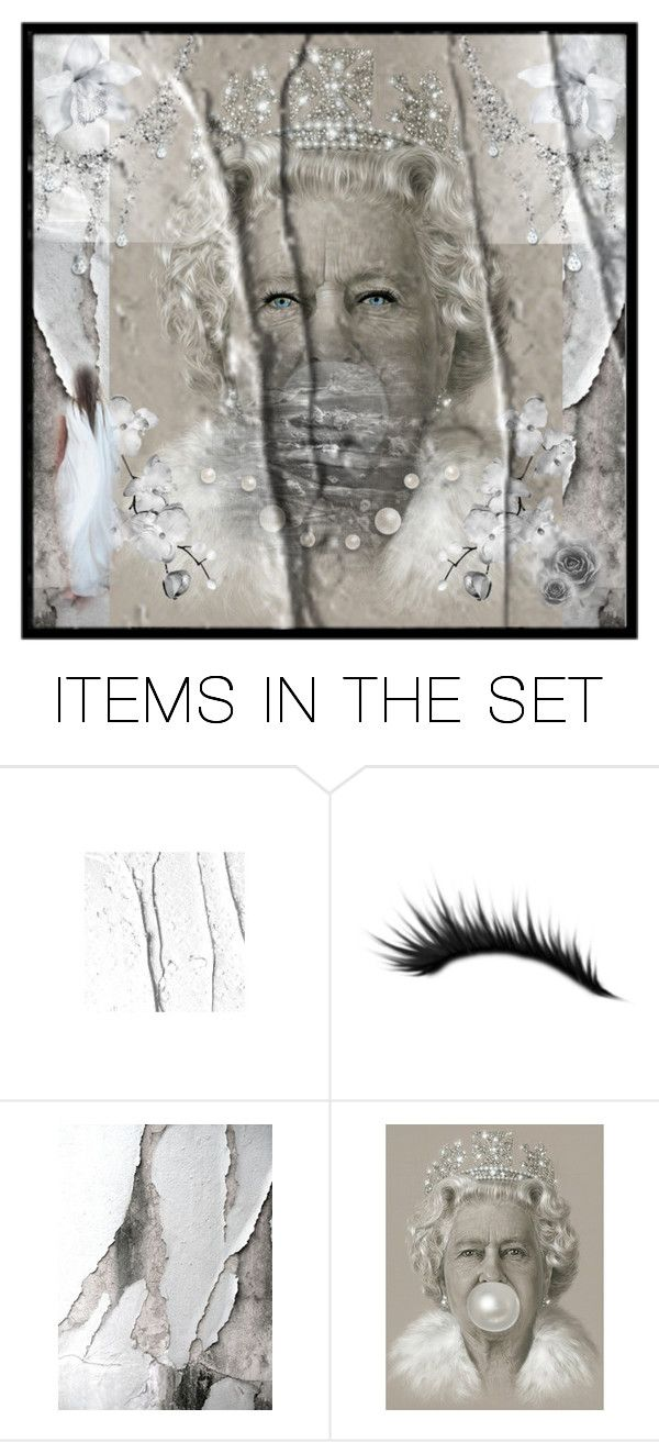 """""""Long live the Queen....."""" by lady-meme1 ❤ liked on Polyvore featuring art"""