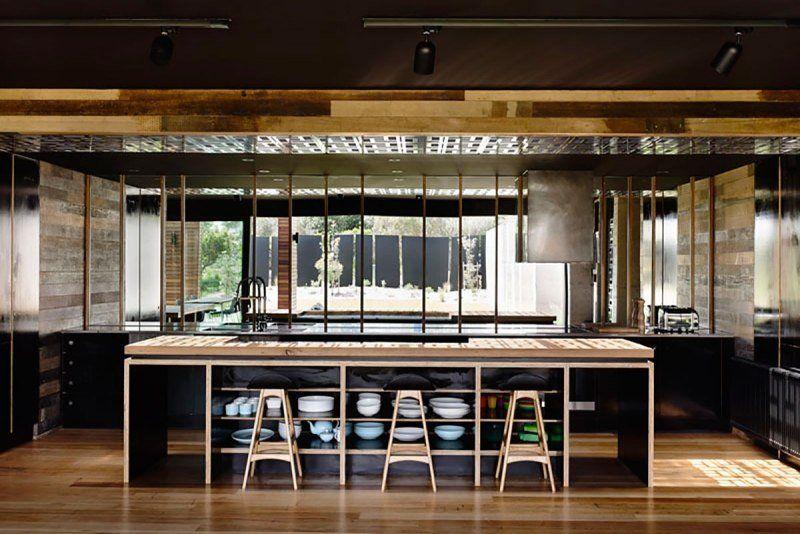 Design et conception cuisine \u201380 cuisines élégantes Interiors