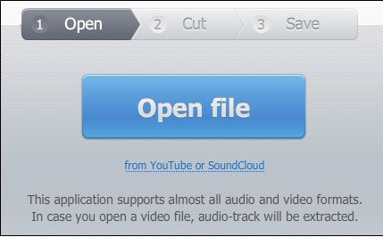 Mp3cut Online Audio Cutter Trim Mp3 Audio Online To Convert To An Iphone Ringtone Audio Iphone Ringtone Christmas Program