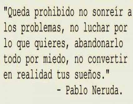 Frases Y Poemas De Amor De Pablo Neruda Gabriela Mistral Y Ruben