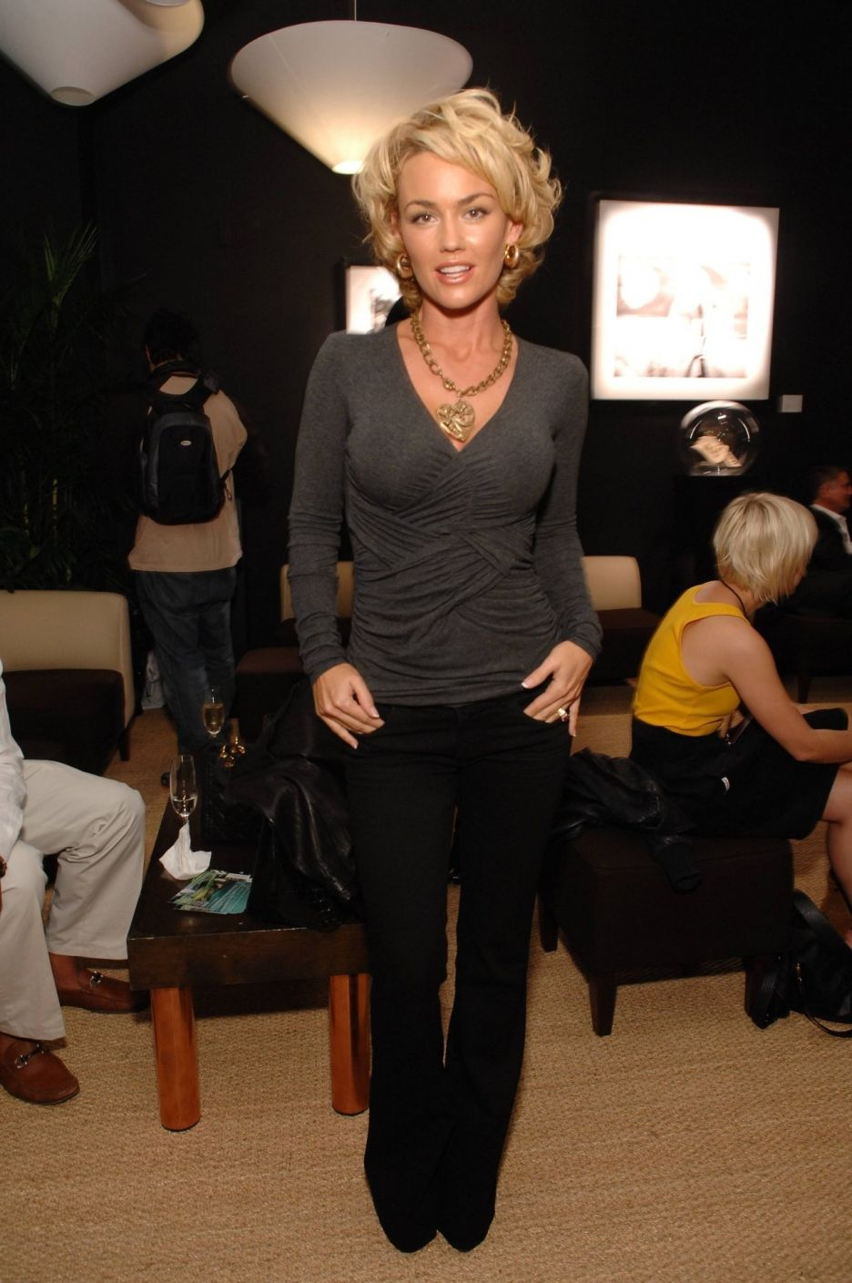 Kelly Carlson Nude Photos 47