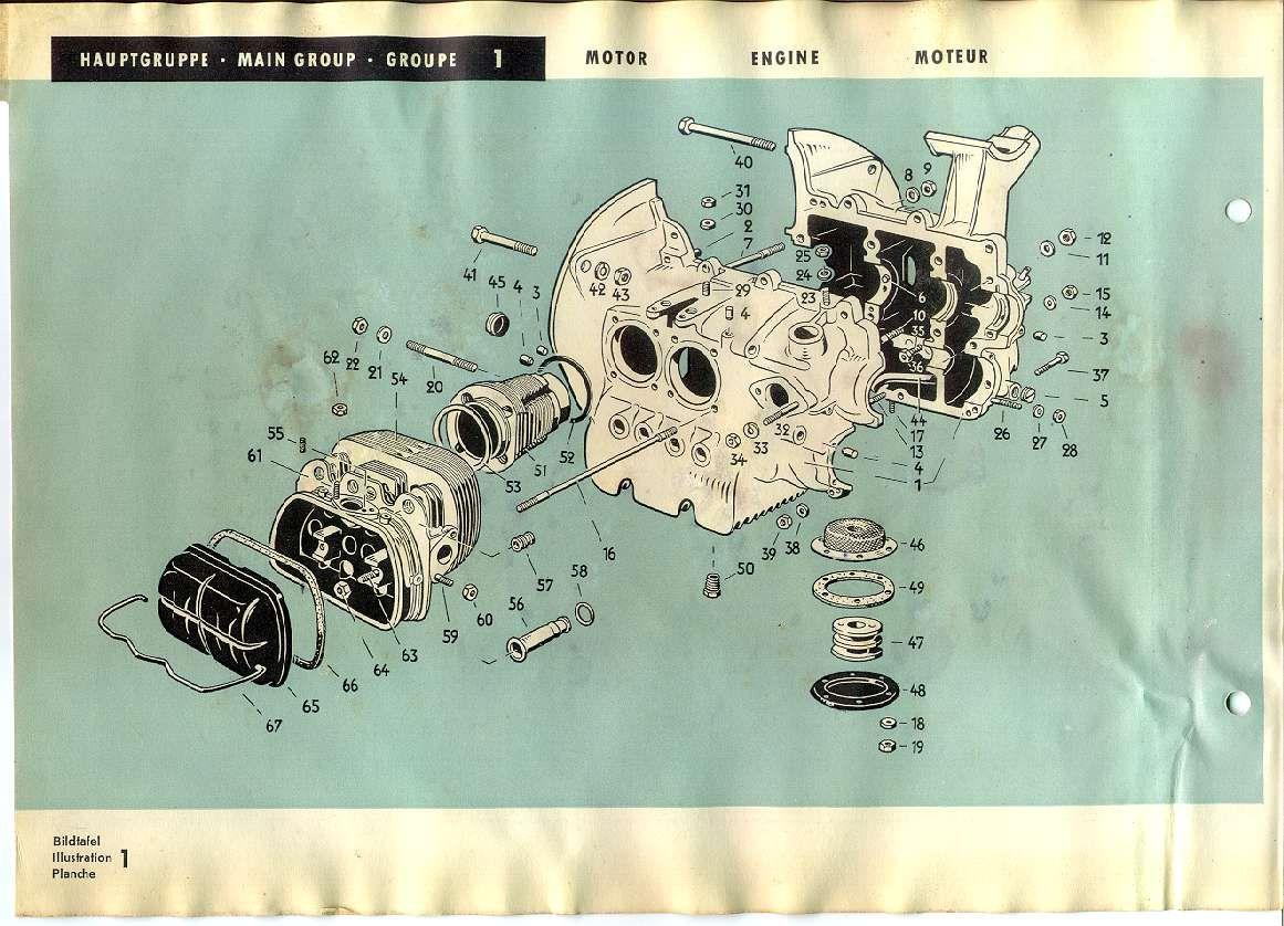 medium resolution of vw type 1 engine diagram project beetle pinterest vw beetles rh pinterest com 1600cc vw engine diagram 1967 vw beetle engine diagram