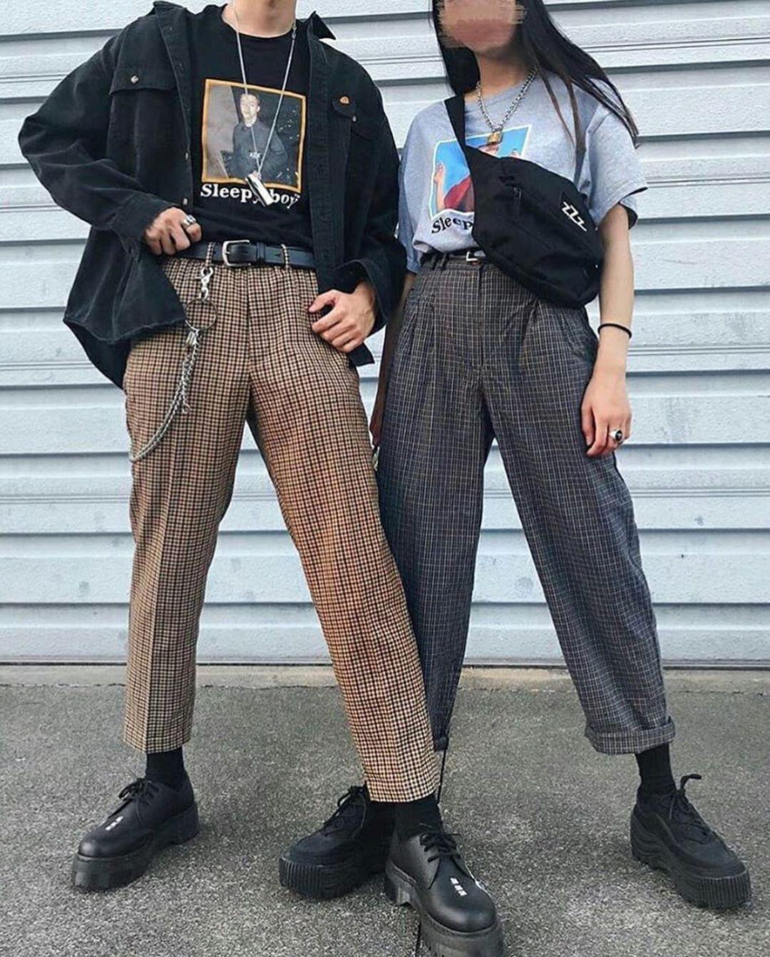 Couples Fit 1 2 Or 3 Dd A A A A Streetwear Streetstyle Fashion Style Streetfashion Hypeb Korean Street Fashion Matching Couple Outfits Streetwear Fashion