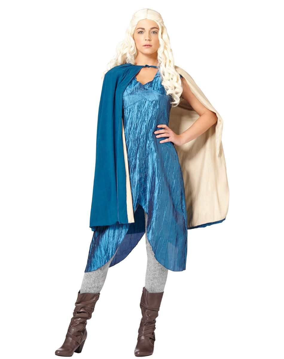 game of thrones daenerys mhysa womens costume spirit. Black Bedroom Furniture Sets. Home Design Ideas