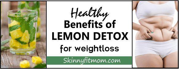 Gesunde Vorteile von Zitronenwasser Detox für Weight Loss Rezepte  - Fitness - #Detox #Fitness #für...