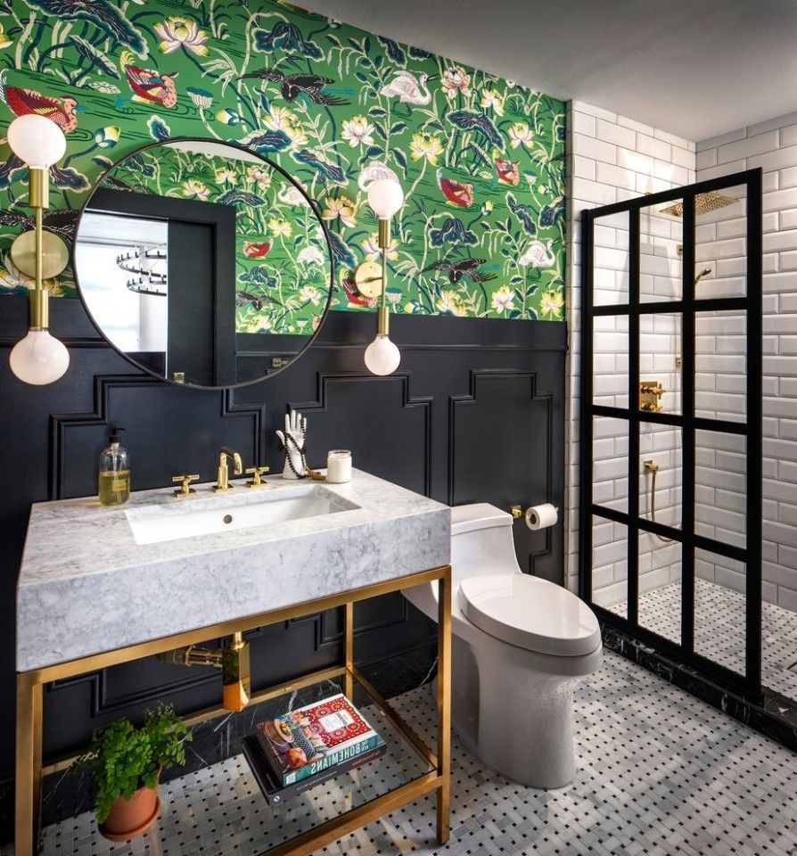 Commercial Bathroom Floor Ideas di 2020