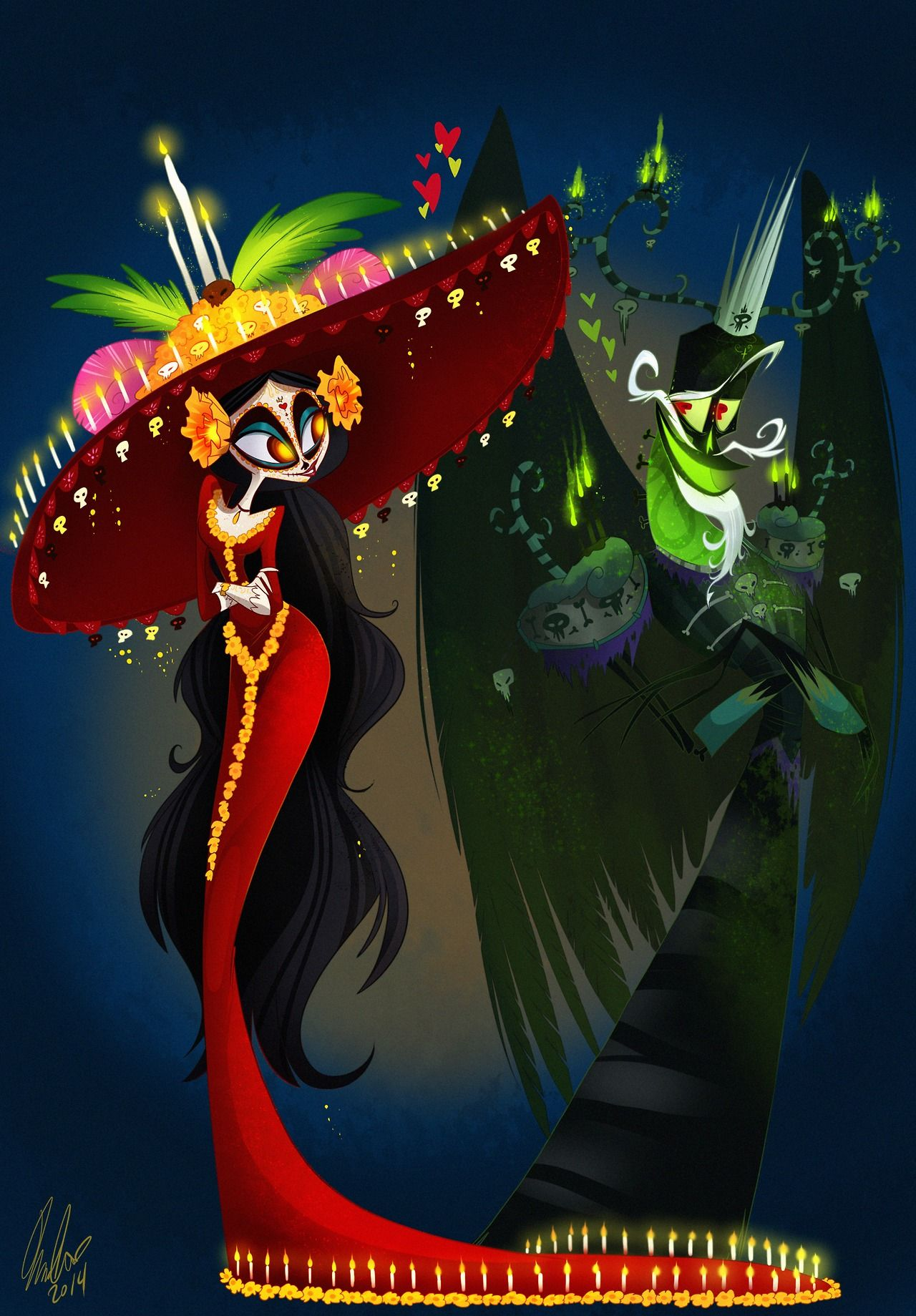 El Libro De La Vida Catrina The Book Of Life The Book Of Life Libro De La Vida