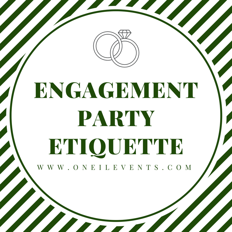 What Is The Appropriate Gift For A Wedding: Engagement Party Etiquette