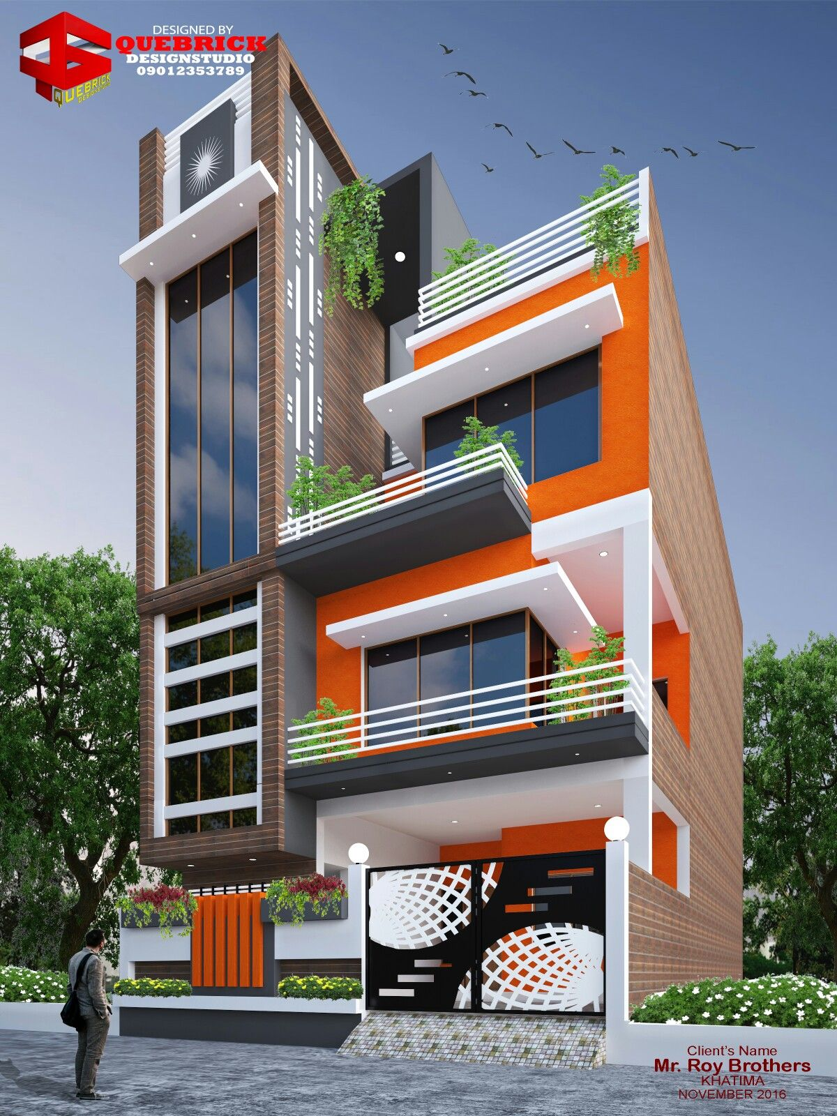 House Front Design Small House Elevation Design Architectural House Plans: Architectural House Plans, Small House Design, House