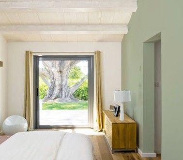 Douceur du0027une couleur pastel dans une chambre zen Wall colors - Quelle Couleur Mettre Dans Une Chambre