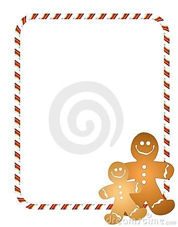 free gingerbread clip art borders featuring a couple of rh pinterest com free gingerbread clipart borders free christmas clipart gingerbread man