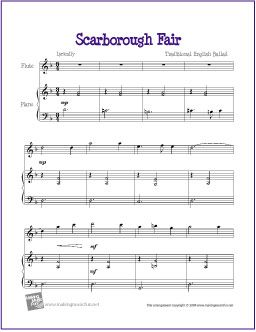 Scarborough Fair Viola Sheet Music Cello Sheet Music Sheet Music
