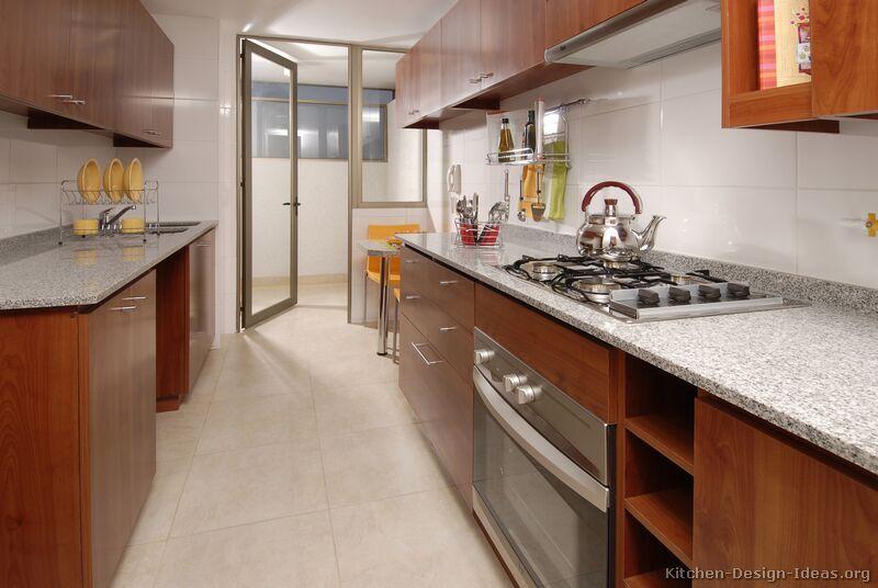 Best Kitchen Idea Of The Day Natural Warmth Modern Wood 400 x 300
