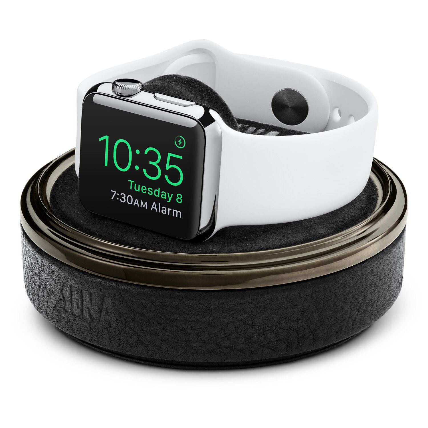 Sena Leather Case for Apple Watch  http://store.apple.com/xc/product/HJDZ2ZM/A
