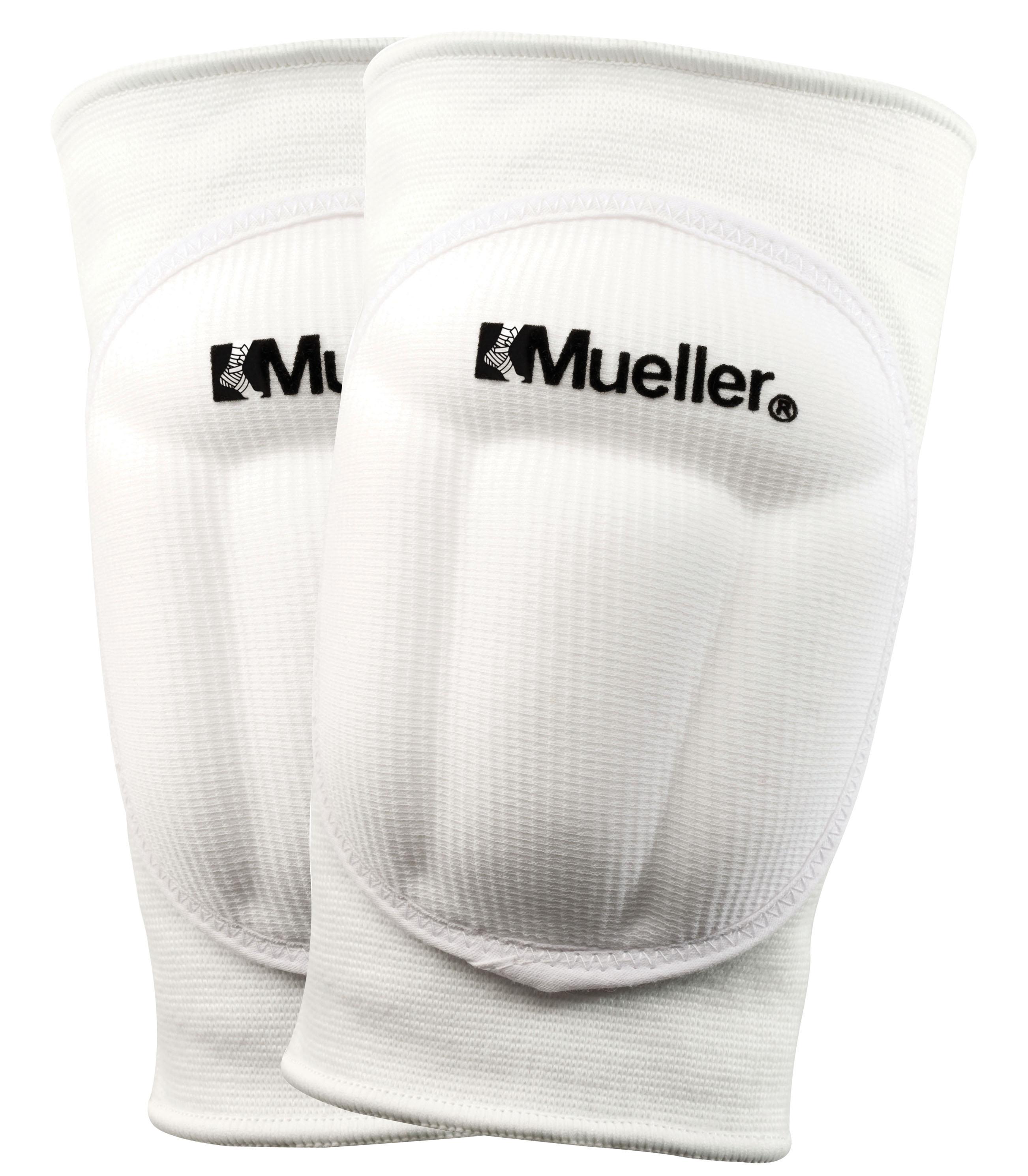 Mueller Sports Medicine Volleyball Knee Pads White Volleyball Knee Pads Volleyball Volleyball Gear