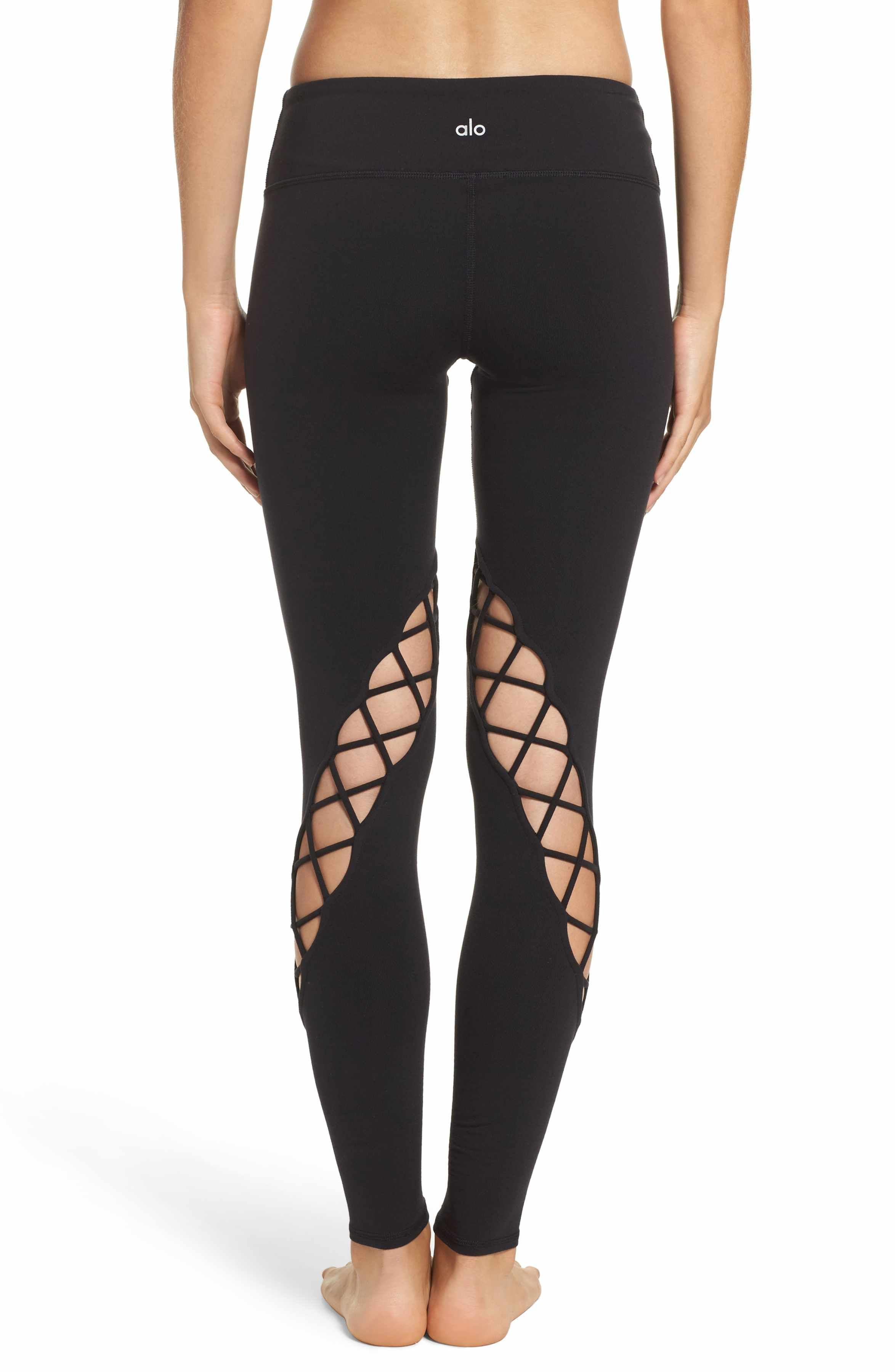 Alo Entwine Yoga Leggings (With images) Womens athletic