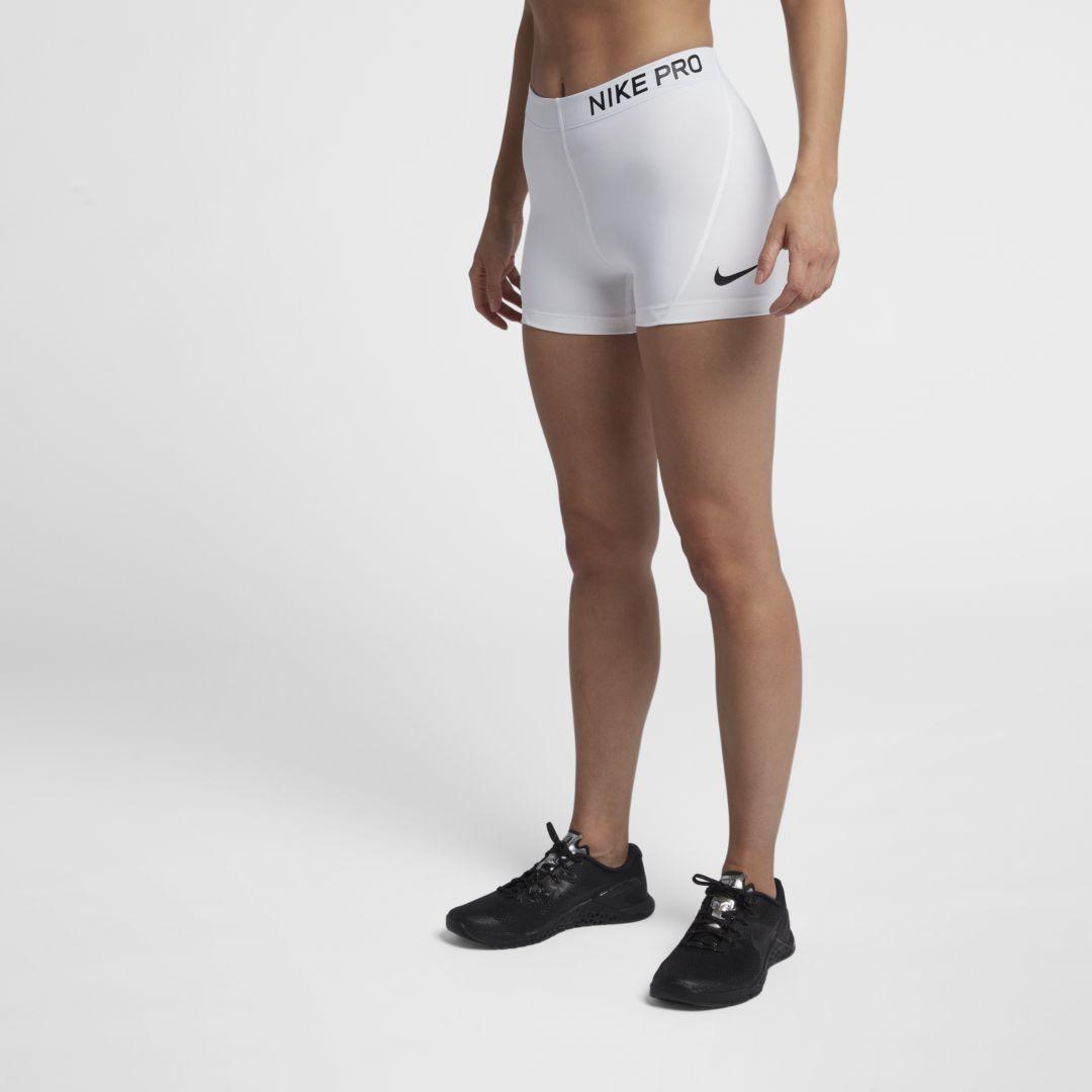 Nike Pro Women S 3 Training Shorts Size Nike Pro Women Nike Compression Shorts Nike Pros