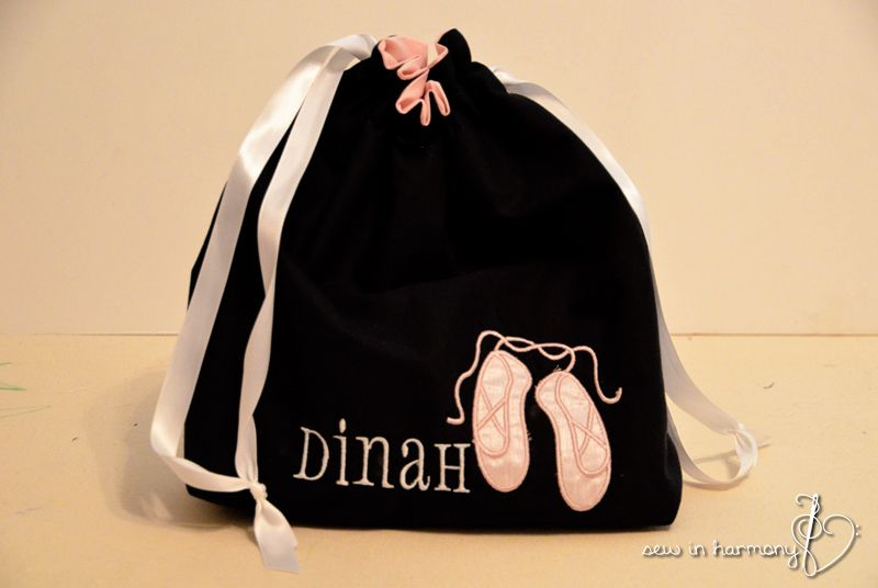Dance Shoe Bag For Dinah