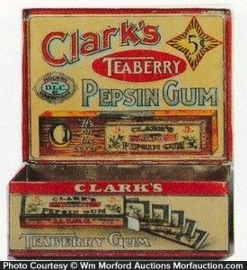 Antiqueadvertising Com The Free Antique Price Guide Vintage Tins Old General Stores Gum Tin