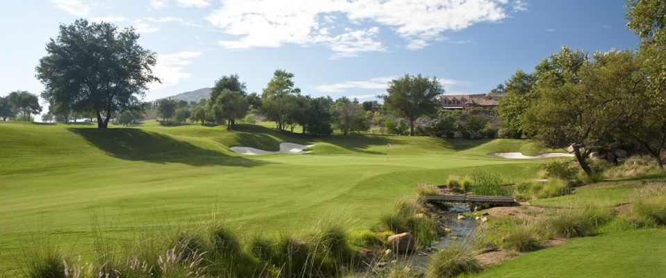 Guest Pinner, Danny Fancher: Maderas Golf Course is a great challenge from the tips!