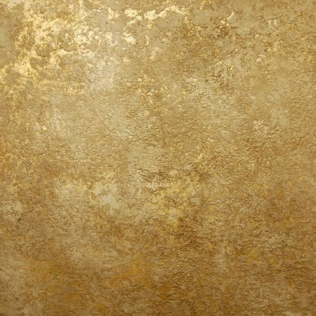 Babs decorative finish using modern masters metallic for Gold wallpaper for walls