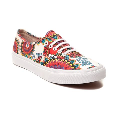 1f125579e663 Shop for Vans Authentic Slim Skate Shoe in Multi at Journeys Shoes. Shop  today for the hottest brands in mens shoes and womens shoes at Journeys.com.