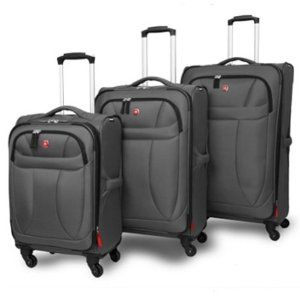 Swiss Gear Spinner Lite 3 Piece Set. #luggagesets #swissgear ...
