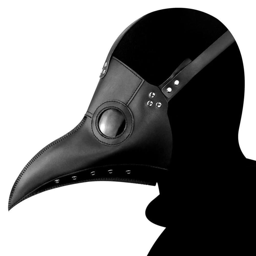 Steampunk Plague Doctor Bird Beak Mask Medieval Bubonic Plague Dr Hall New Cosplaysky Plague Doctor Mask Plague Doctor Doctor Mask