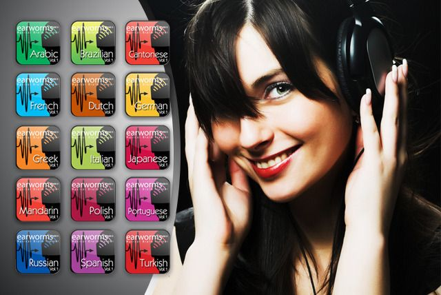 I Just Bought Earworms Language Courses From 5 Via Wowcher